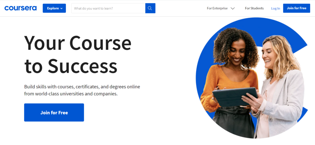 Coursera-online-course-it-english